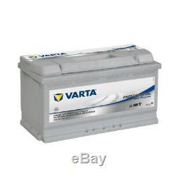 Slow Discharge Battery Varta Lfd90 12v 90ah