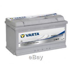 Starter Battery Varta Professional Slow Discharge L5 Lfd90 12v 90ah / 80