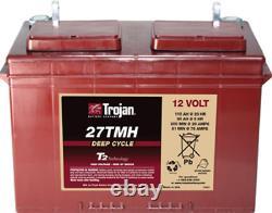 Trojan Lamps 27tmh 27 12v 115ah Amps (en)