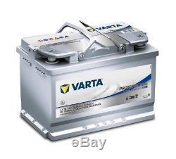 Varta Agm La70 Discharge-slow Battery