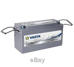 Varta Agm Lad150 Slow Discharge Battery