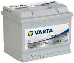 Varta Professional Decharge Lente Lfd60 Boat Battery, Camping-cars, Leisure
