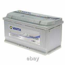 Varta Professional Decharge Slot Lfd90 Battery Boats, Camping-cars, Leisure