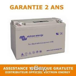 Victron Energy Agm Leisure Battery Discharge Slow 12v / 125ah Bat412112081