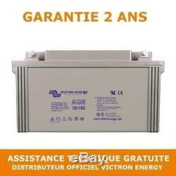 Victron Energy Agm Leisure Battery Discharge Slow 12v / 130ah Bat412121085