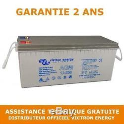 Victron Energy Agm Leisure Battery Discharge Slow 12v / 230ah Bat412123081
