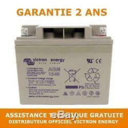 Victron Energy Agm Leisure Battery Discharge Slow 12v / 38ah Bat412350084