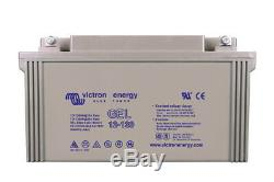 Victron Energy Gel Leisure Battery Slow Discharge 12v / 130ah Bat412121104