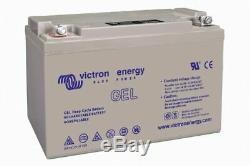 Victron Energy Gel Leisure Battery Slow Discharge 12v / 165ah Bat412151104