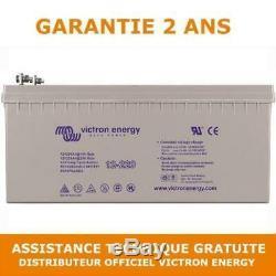 Victron Energy Gel Leisure Battery Slow Discharge 12v / 220ah Bat412201104