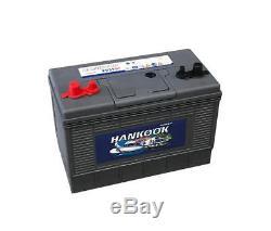 Xv31 100ah Slow Battery For Boats / Caravans / Leisure