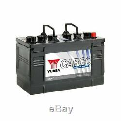 Yuasa Battery 12v 96ah 620a Cargo 643hd