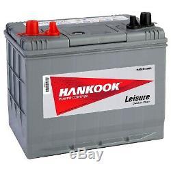 10x 12V 80Ah Batterie de Loisirs, Decharge Lente Pour Caravan, Bateau