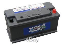 110Ah Batterie de Loisir Décharge Lente 12V Varta LFD90 4 Ans de Garantie
