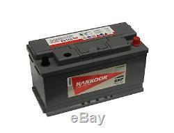 110Ah Batterie de Loisir Décharge Lente Varta LFD90 4 Ans de Garantie