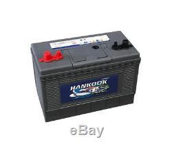 130Ah Batterie de bateau à cycle profond Décharge Lente