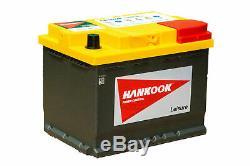60Ah AGM Batterie Décharge Lente Pour Loisir Caravane Camping Car Bateau