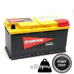 95Ah AGM Batterie de Decharge Lente / Loisirs, Varta LFD90
