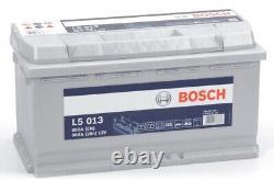BOSCH Batterie décharge lente Bosch 12V 90 Ah 800 A 0092L50130