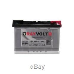Batterie A Décharge Lente Rayvolt 12v 80ah
