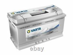 Batterie Bateaux VARTA Lfd90 Professionnal Decharge Lente 12V 90Ah 800Am Nouveau