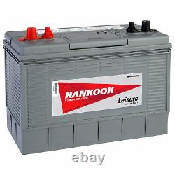 Batterie Camping Car et Bateau Décharge Lente Pour Caravane 12V 100Ah NEUF FR
