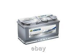 Batterie Decharge Lente Varta Agm La95 12v 95ah 850a