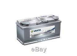 Batterie Decharge-lente Varta Agm La105 12v 105ah 950a
