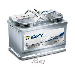 Batterie Decharge-lente Varta Agm La70