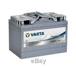 Batterie Decharge-lente Varta Agm Lad60