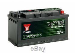 Batterie Decharge-lente Yuasa L36-100