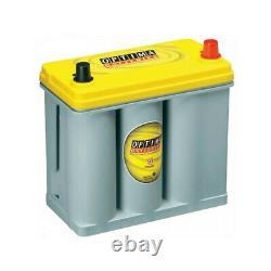 Batterie Optima Jaune YTR 2.7 Décharge Lente 12V 38AH 460A