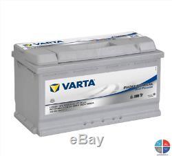 Batterie Varta LFD90 12V 90ah en C20 108ah/C100 décharge lente
