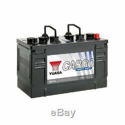 Batterie YUASA Cargo 643HD 12v 96AH 620A