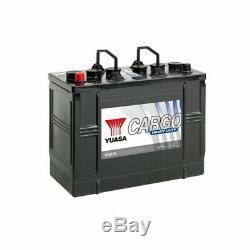 Batterie YUASA Cargo 656HD 12v 125AH 720A