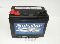 Batterie à décharge lente 12 Volts 100 ampère heur-neuf