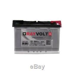 Batterie a decharge lente RAYVOLT 12V 80AH