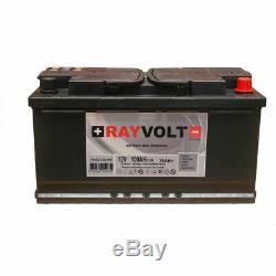 Batterie a décharge lente RAYV
