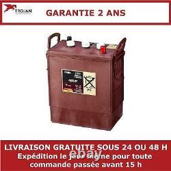 Batterie à décharge lente Trojan J305G 6V 315Ah