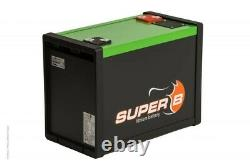 Batterie au Lithium SUPER B 12V 160Ah + Afficheur SuperB SB-BM01