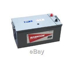 Batterie bateau, camion, décharge lente 625HD 12V 200Ah MF70029