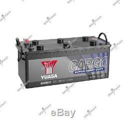 Batterie bateau, camion, décharge lente 625SHD 12V 220Ah 1150A Yuasa SHD