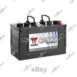 Batterie bateau, camion, décharge lente 643HD 12V 96Ah 620A Yuasa HD