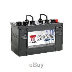 Batterie bateau, camion, décharge lente 663HD 12V 105Ah 735A Yuasa HD