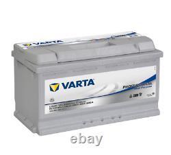Batterie de démarrage Varta Professionnal Décharge lente L5 LFD90 12V 90Ah / 80