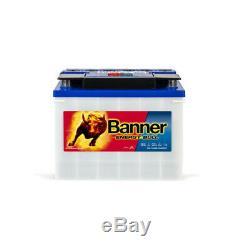 Batterie décharge lente Banner Energy Bull 95551 12v 72ah