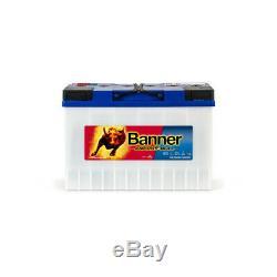 Batterie décharge lente Banner Energy Bull 95901 12v 115 ah