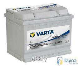 Batterie décharge lente LFD60 12V 60ah 560A
