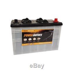 Batterie décharge lente Power Battery 12v 120ah