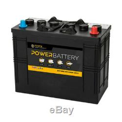 Batterie décharge lente Power Battery 12v 158ah tubulaire